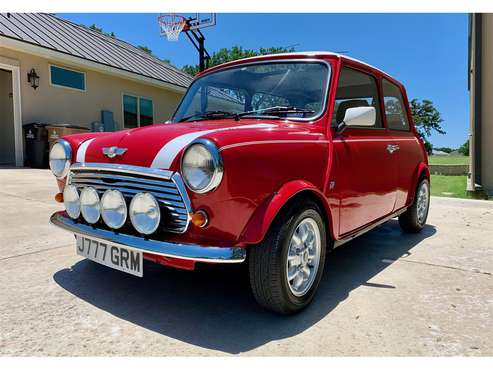 1982 MINI Cooper for sale in Boerne, TX