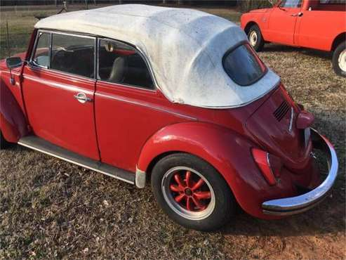 1968 Volkswagen Beetle for sale in Cadillac, MI