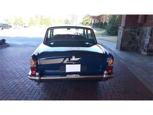 1966 Rolls-Royce Silver Shadow for sale in Cadillac, MI