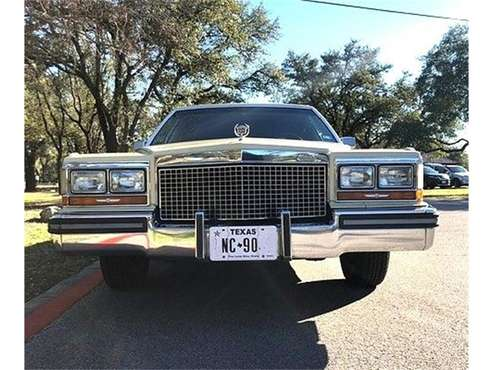 1987 Cadillac Fleetwood Brougham for sale in Stratford, NJ