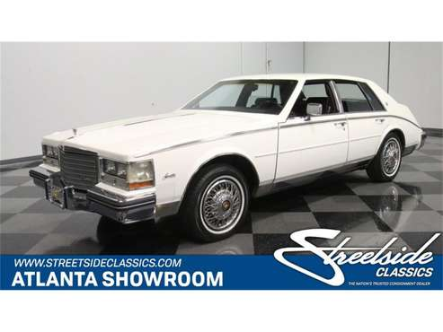 1985 Cadillac Seville for sale in Lithia Springs, GA