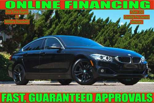2016 BMW 4 Series 428i Gran Coupe ** ONE OWNER, SUPER LOW MILES,... for sale in National City, CA