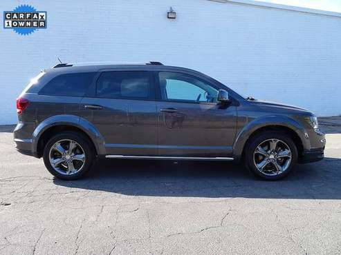 Dodge Journey Crossroad SUV Third Row Seat Leather 3rd seating Leather for sale in florence, SC, SC