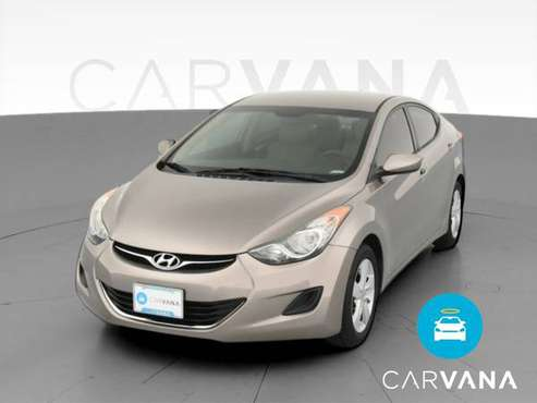 2011 Hyundai Elantra GLS Sedan 4D sedan Beige - FINANCE ONLINE -... for sale in Sarasota, FL