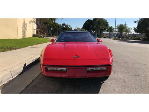 1990 Chevrolet Corvette for sale in Brea, CA