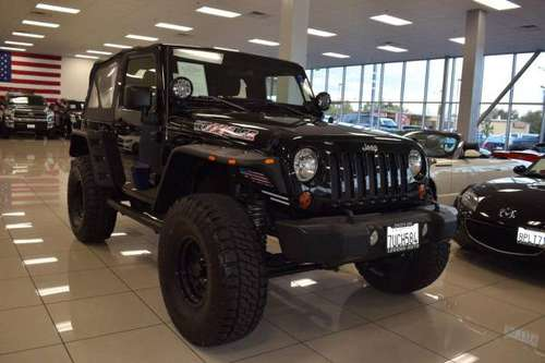 2011 Jeep Wrangler Sport 4x4 2dr SUV **100s of Vehicles** - cars &... for sale in Sacramento , CA