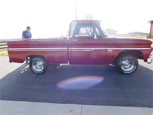 1966 Chevrolet C10 for sale in Cadillac, MI