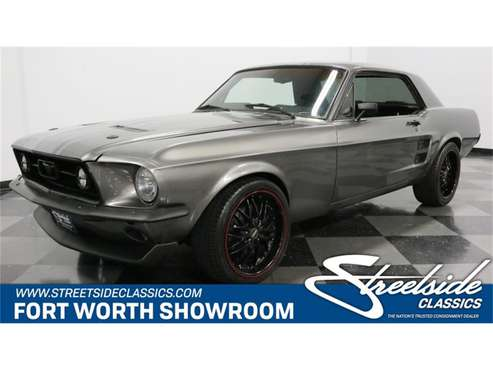 1967 Ford Mustang for sale in Ft Worth, TX