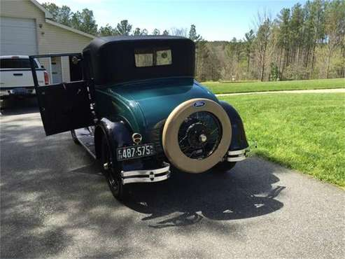 1928 Ford Model A for sale in Cadillac, MI