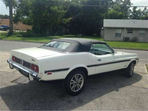 1973 Ford Mustang for sale in Cadillac, MI