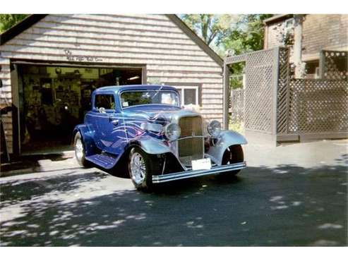 1932 Ford Coupe for sale in Cadillac, MI