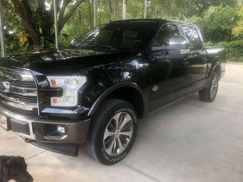 2017 miles F150 King Ranch low low miles for sale in Ellenton, FL