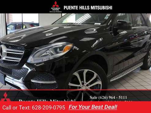 2016 Mercedes Benz GLE350 SUV *Navi*LowMiles*Warranty* for sale in City of Industry, CA