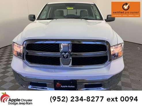 2019 Ram 1500 Classic truck SLT (Bright White Clearcoat) for sale in Shakopee, MN