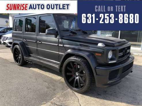2014 Mercedes-Benz G 63 - Down Payment as low as: for sale in Amityville, NY