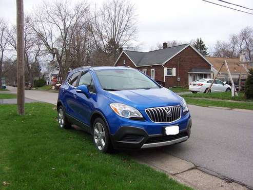 2015 BUICK ENCORE, 34K, auto -Like New-Bluetooth-Camera- for sale in Rochester , NY