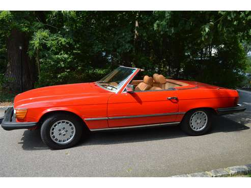 1978 Mercedes-Benz 450SL for sale in South Huntington, NY