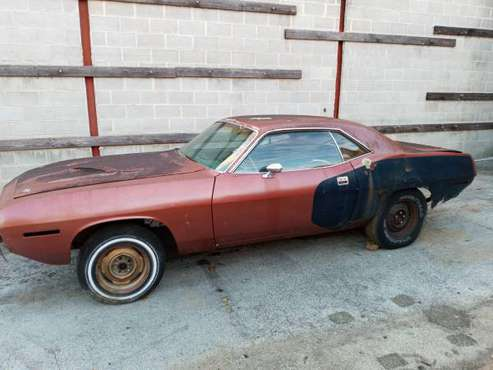 1970 Plymouth Cuda - cars & trucks - by owner - vehicle automotive... for sale in Downingtown, PA