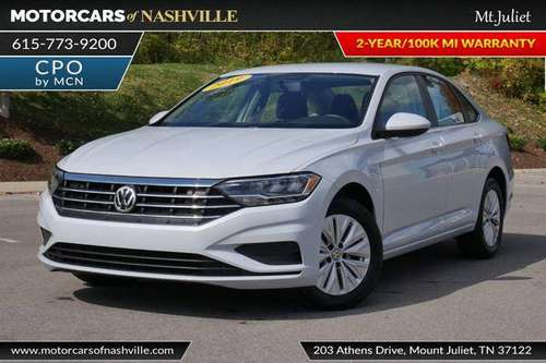 2019 Volkswagen Jetta 1.4T S Automatic w/ULEV BAD CREDIT? $1500 DOWN... for sale in Mount Juliet, TN