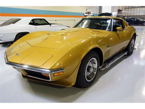 1972 Chevrolet Corvette for sale in Solon, OH