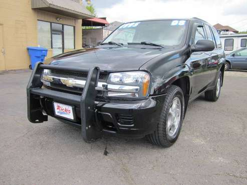 2008 CHEVY TRAILBLAZER LS 4X4 for sale in Longview, WA