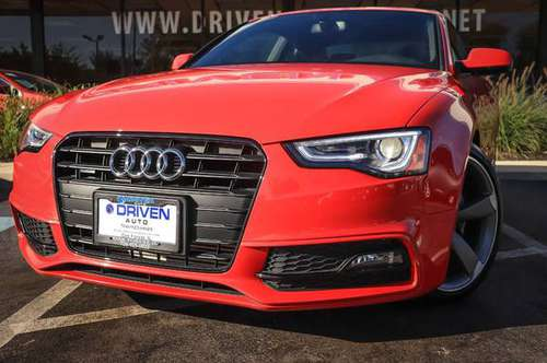 2016 *Audi* *A5* *2dr Coupe Automatic quattro 2.0T Prem for sale in Oak Forest, IL