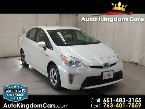 2012 Toyota Prius V Two for sale in Blaine, MN