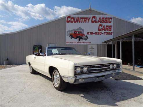 1969 Ford Galaxie 500 for sale in Staunton, IL