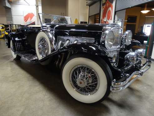 1931 Duesenberg SSJ for sale in Costa Mesa, CA