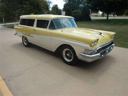 1958 Ford Ranch Wagon for sale in Clarence, IA