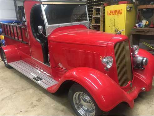 1934 Dodge Fire Truck for sale in Cadillac, MI