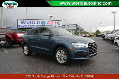 2018 Audi Q3 Premium $729 DOWN $95/WEEKLY for sale in Orlando, FL
