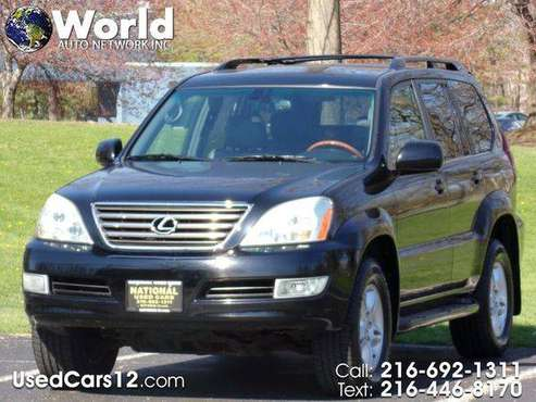 2005 Lexus GX 470 Sport Utility for sale in Madison , OH