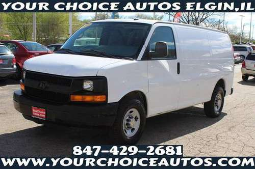 2013 *CHEVY*CHEVROLET EXPRESS 2500* CARGO VAN SHELVES LEATHER 111946 for sale in Elgin, IL