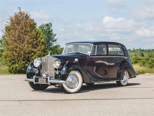 1950 Rolls-Royce Silver Wraith for sale in Auburn, IN
