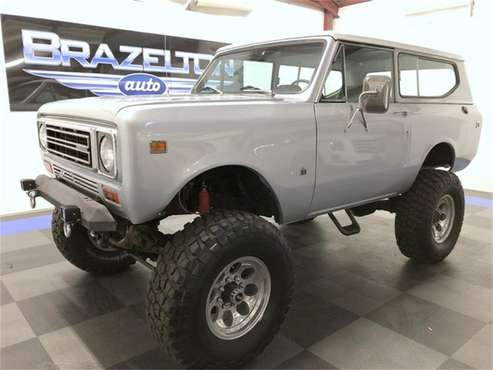 1977 International Harvester Scout II for sale in Houston, TX