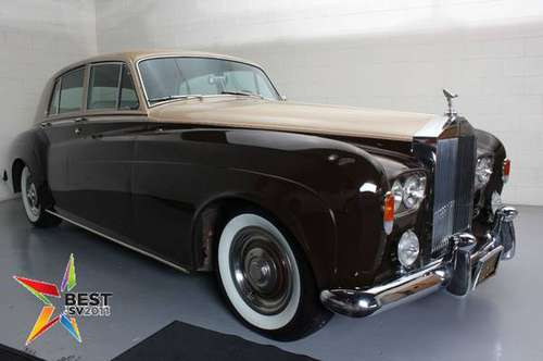 1964 *Rolls-Royce* *Silver Cloud III* Brown for sale in Campbell, CA