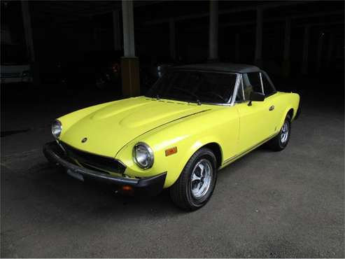1979 Fiat 124 for sale in Cadillac, MI