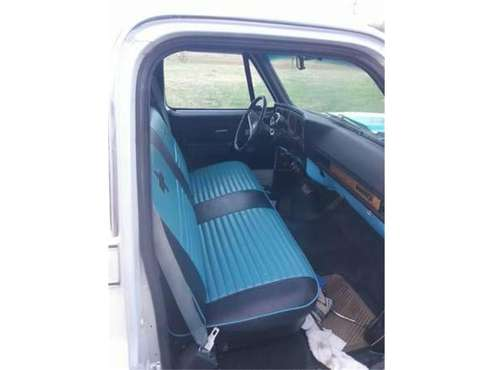 1977 Chevrolet C10 for sale in Cadillac, MI