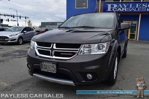 2017 Dodge Journey SXT / AWD / Automatic / 3rd Row / Seats 7 / Push Bu for sale in Anchorage, AK