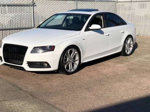2012 AUDI A4 S-LINE QUATRO SPORT PREMIUM PLUS NAVIGATION* BEST DEALS * for sale in Sacramento , CA