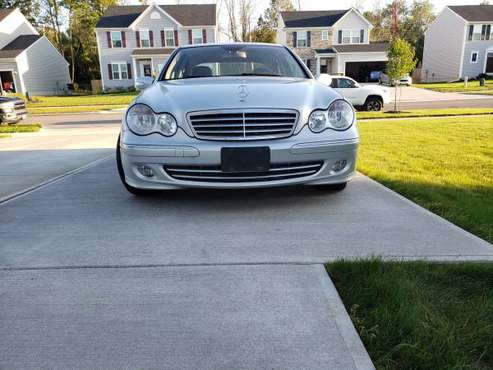 2006 Mercedes Benz c280 for sale in mentor, OH