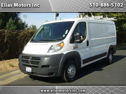2015 RAM Promaster 1500 Low Roof Tradesman 136-in. WB for sale in Hayward, CA
