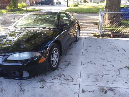 1998 Mitsubishi eclipse Gs for sale in Des Moines, IA