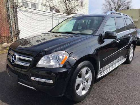 2012 Mercedes-Benz GL-Class 4MATIC 4dr GL450 for sale in Jamaica, NY