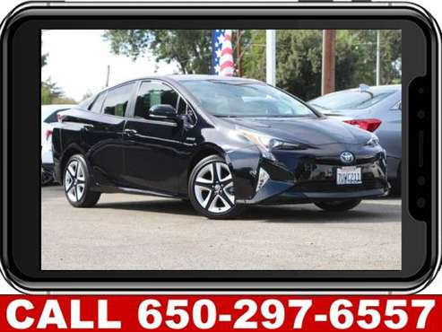 2016 Toyota Prius Four Touring for sale in Palo Alto, CA
