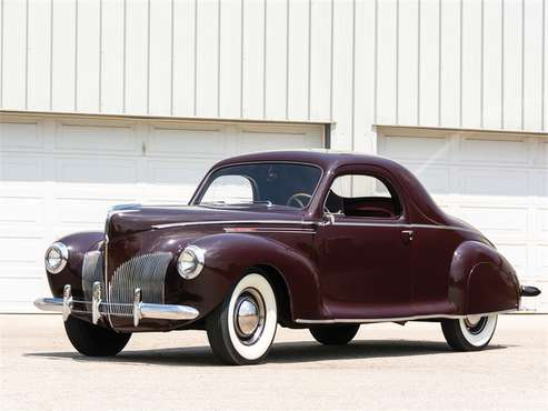 1940 Lincoln Zephyr for sale in Auburn, IN