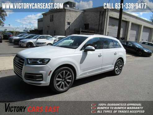 2017 Audi Q7 3.0 TFSI Premium Plus - cars & trucks - by dealer -... for sale in Huntington, NY