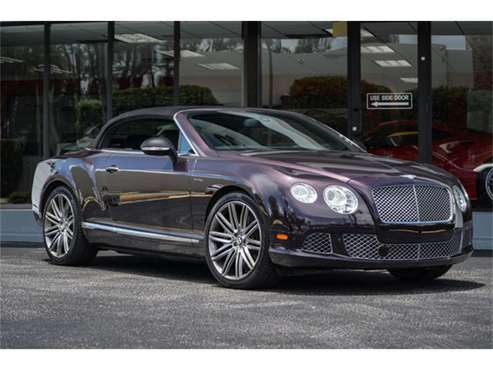 2014 Bentley Continental for sale in Miami, FL
