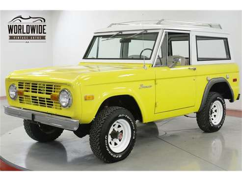 1975 Ford Bronco for sale in Denver , CO